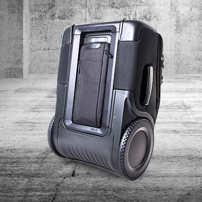 Homepage - G-RO: Revolutionary Carry-on Luggage