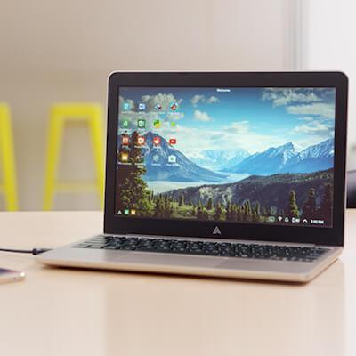 Homepage - The Superbook: Turn your smartphone into a laptop for $99